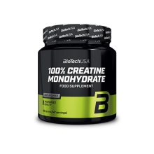Креатин BioTech 100% creatine monohydrate bag 500 гр