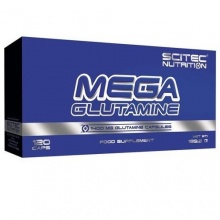 Глютамин Scitec Nutrition L- Glutamin 120 капсул